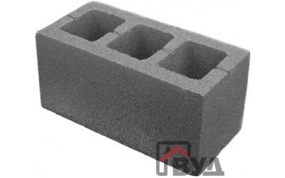 Стеновые бетонные блоки 390х190х188